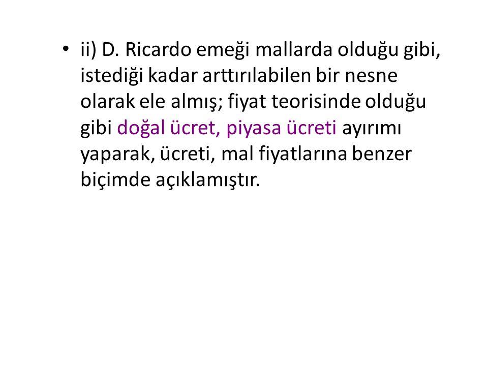 ii) D.