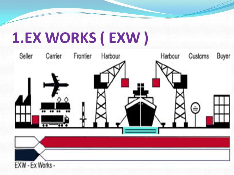 1.EX WORKS ( EXW )