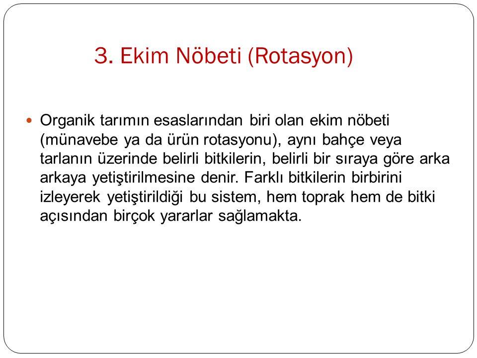 3. Ekim Nöbeti (Rotasyon)
