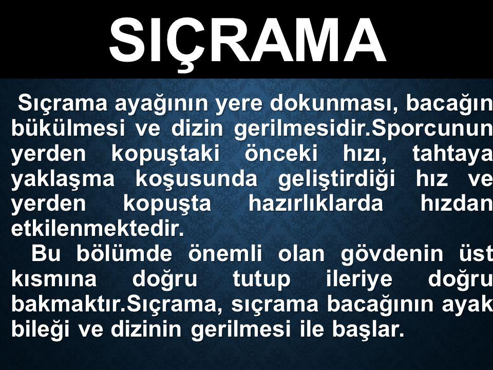 SIÇRAMA