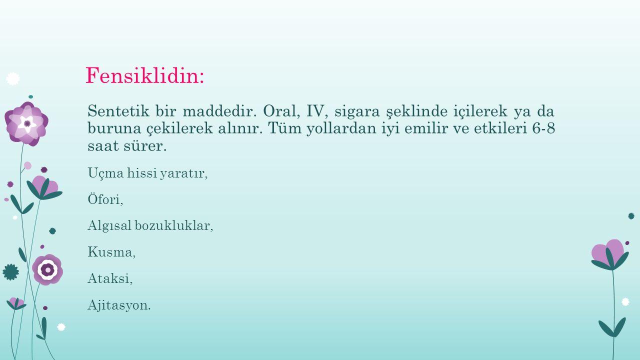 Fensiklidin: