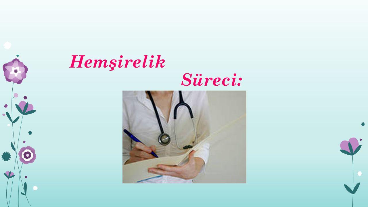 Hemşirelik Süreci: