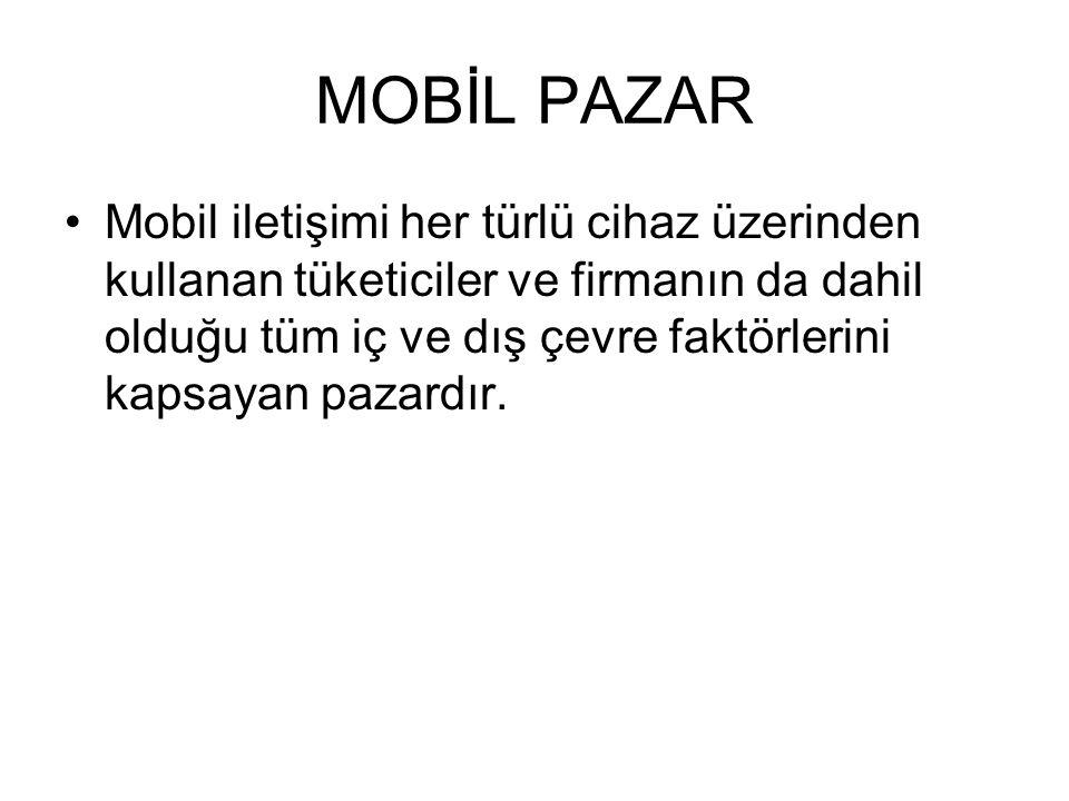 MOBİL PAZAR