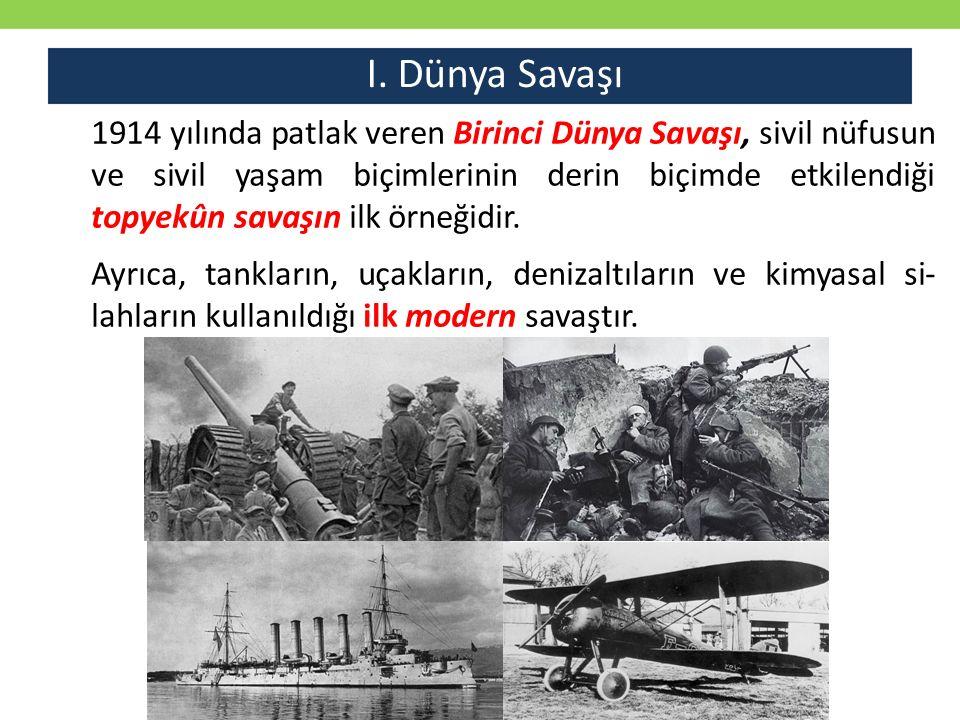 I. Dünya Savaşı