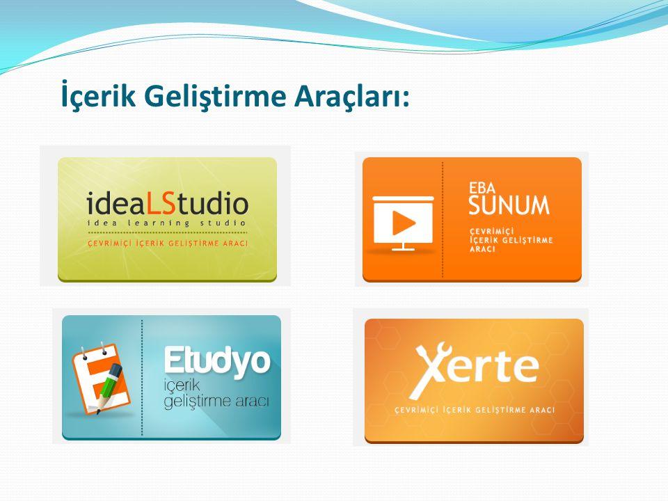 İçerik Geliştirme Araçları: