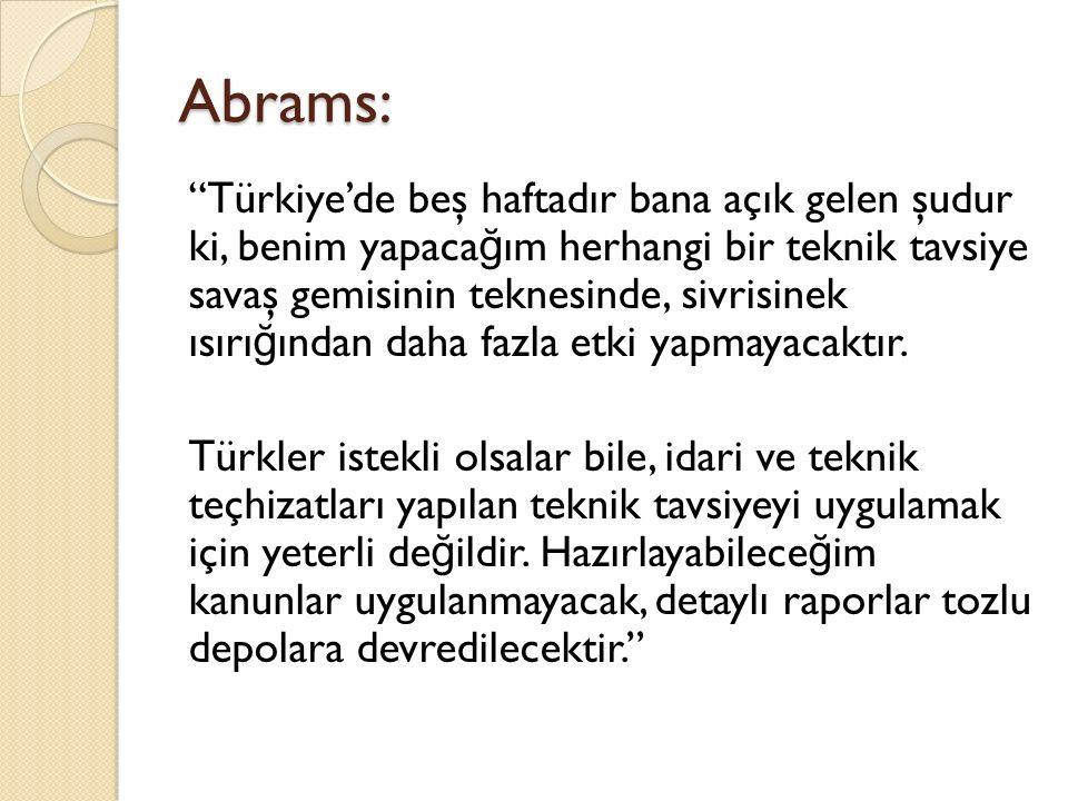 Abrams: