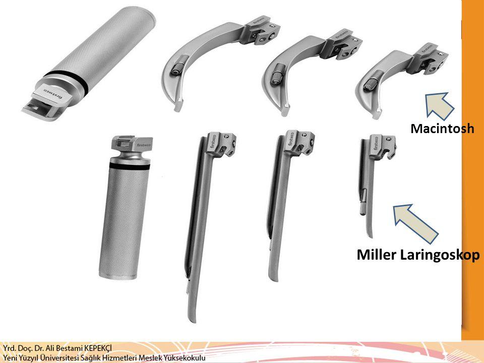 Macintosh Miller Laringoskop
