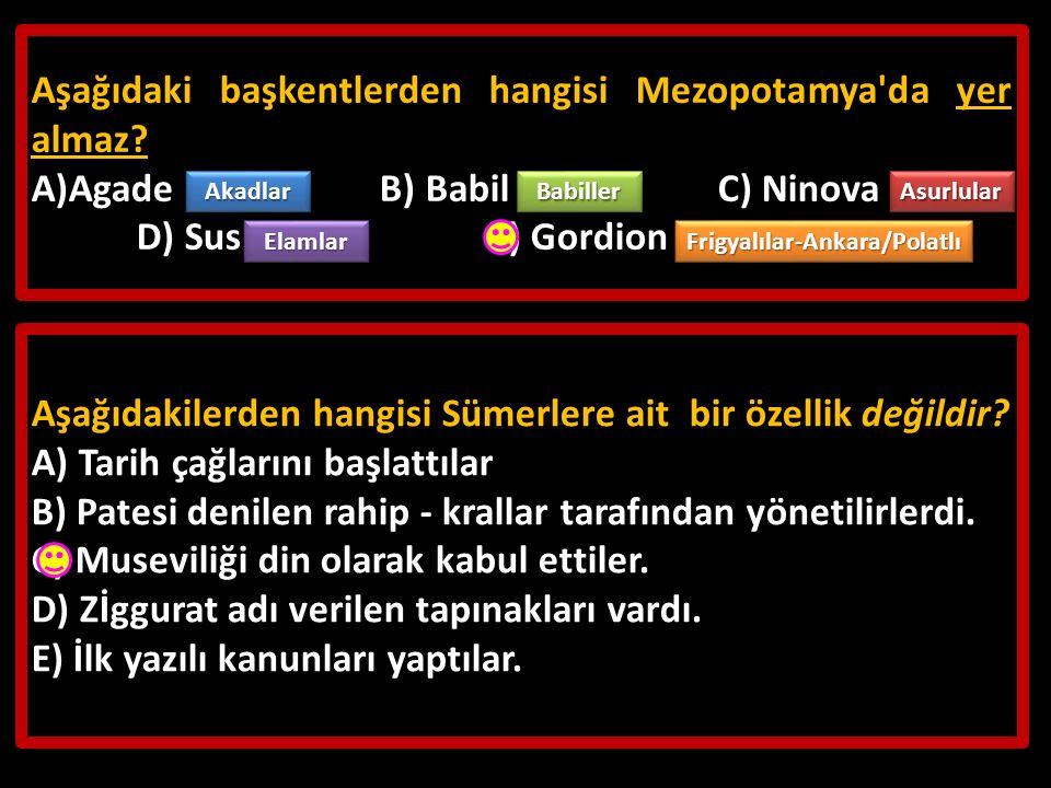 Frigyalılar-Ankara/Polatlı