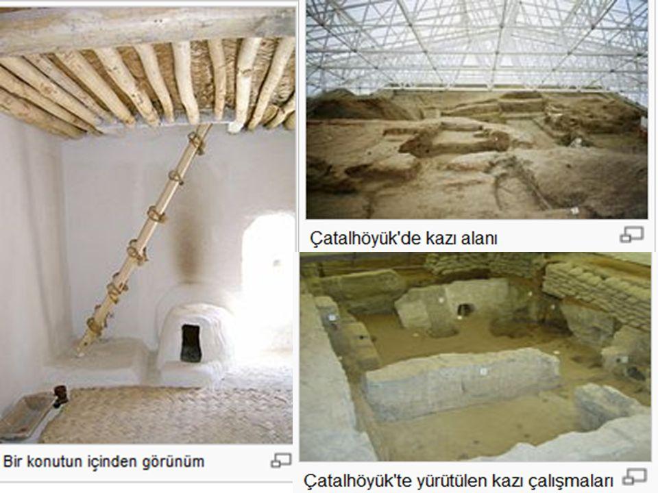 Yeni Taş (Neolitik-Cilalıtaş) Çağı (MÖ 8000 - 5500):