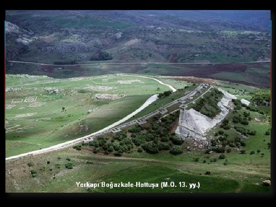 HİTİTLER (MÖ. 1700- MÖ. 700):