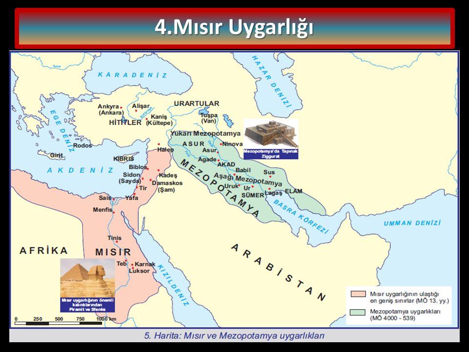 4.Mısır Uygarlığı