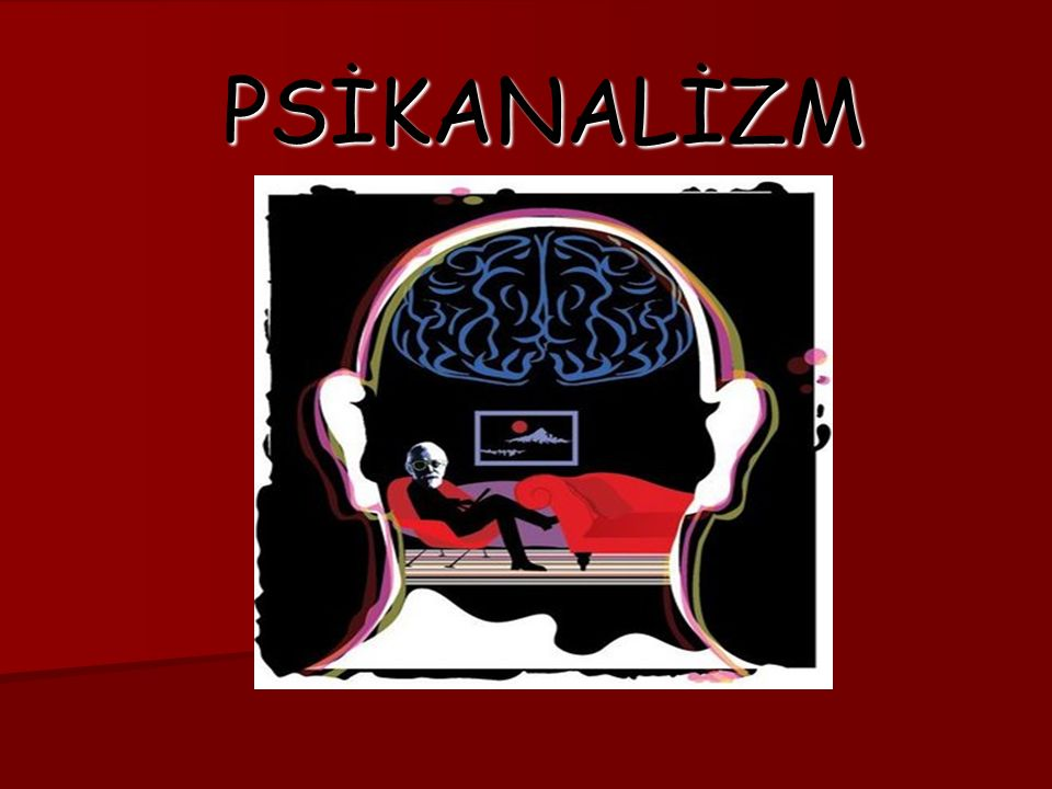 PSİKANALİZM