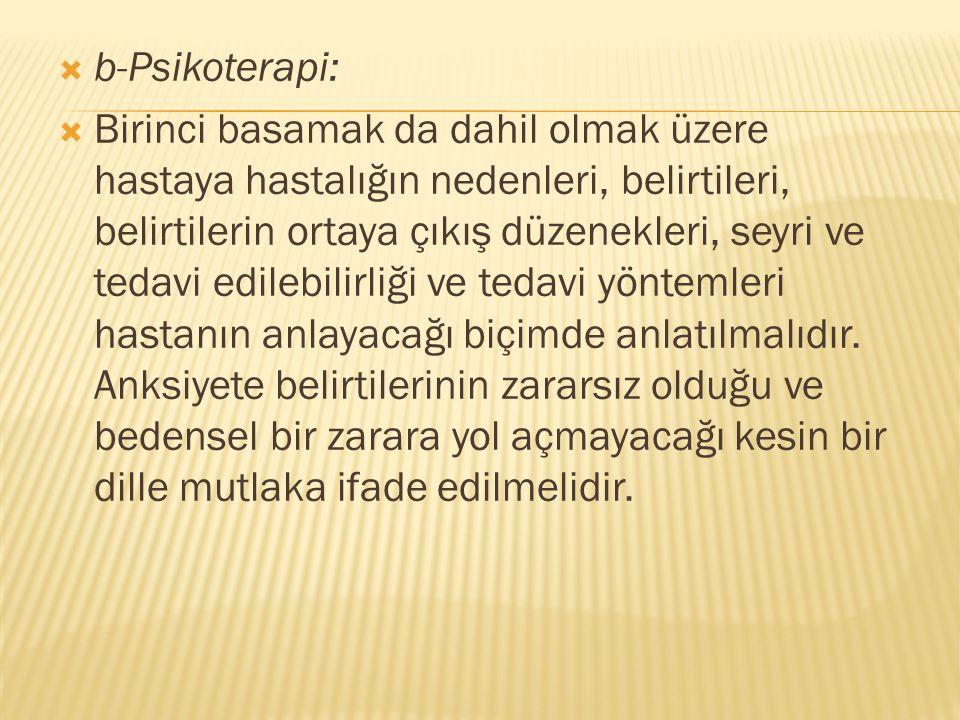 b-Psikoterapi: