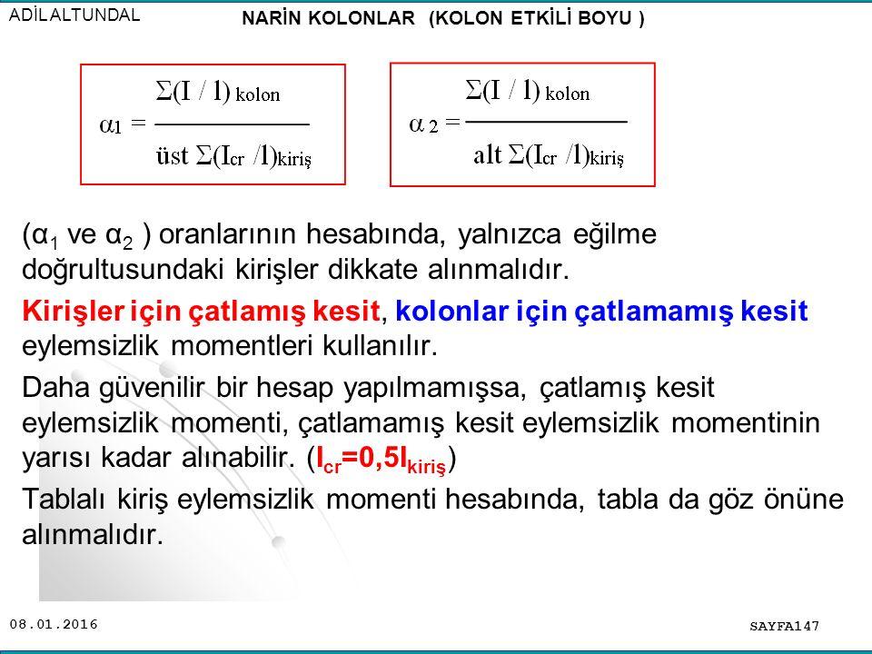 NARİN KOLONLAR (KOLON ETKİLİ BOYU )