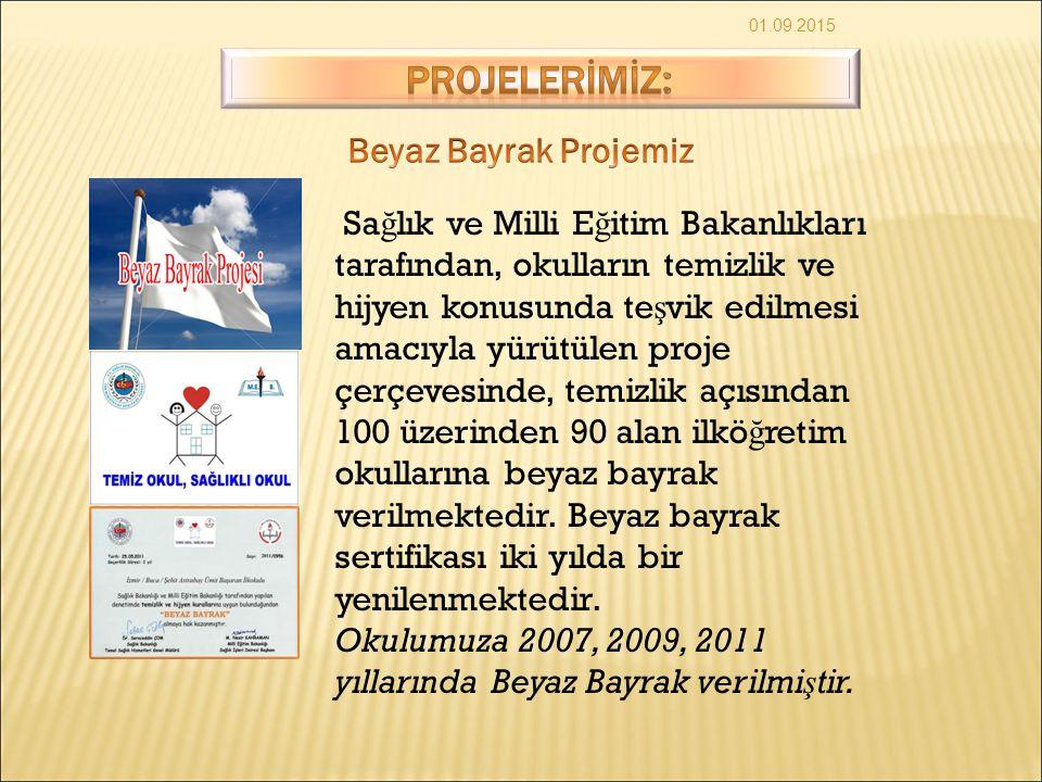 PROJELERİMİZ: Beyaz Bayrak Projemiz