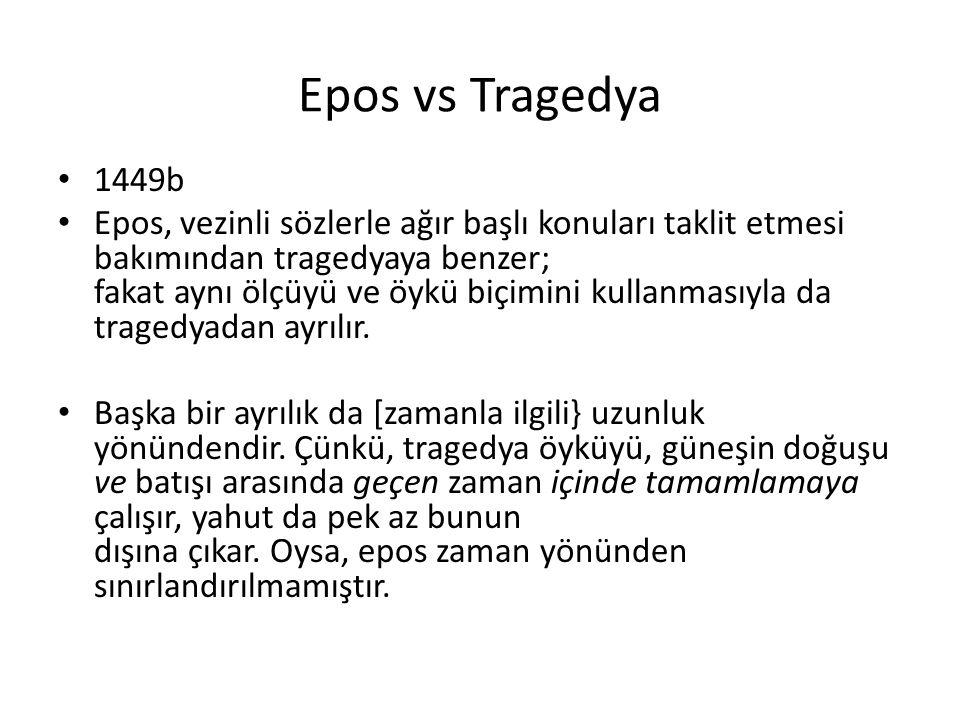 Epos vs Tragedya 1449b.
