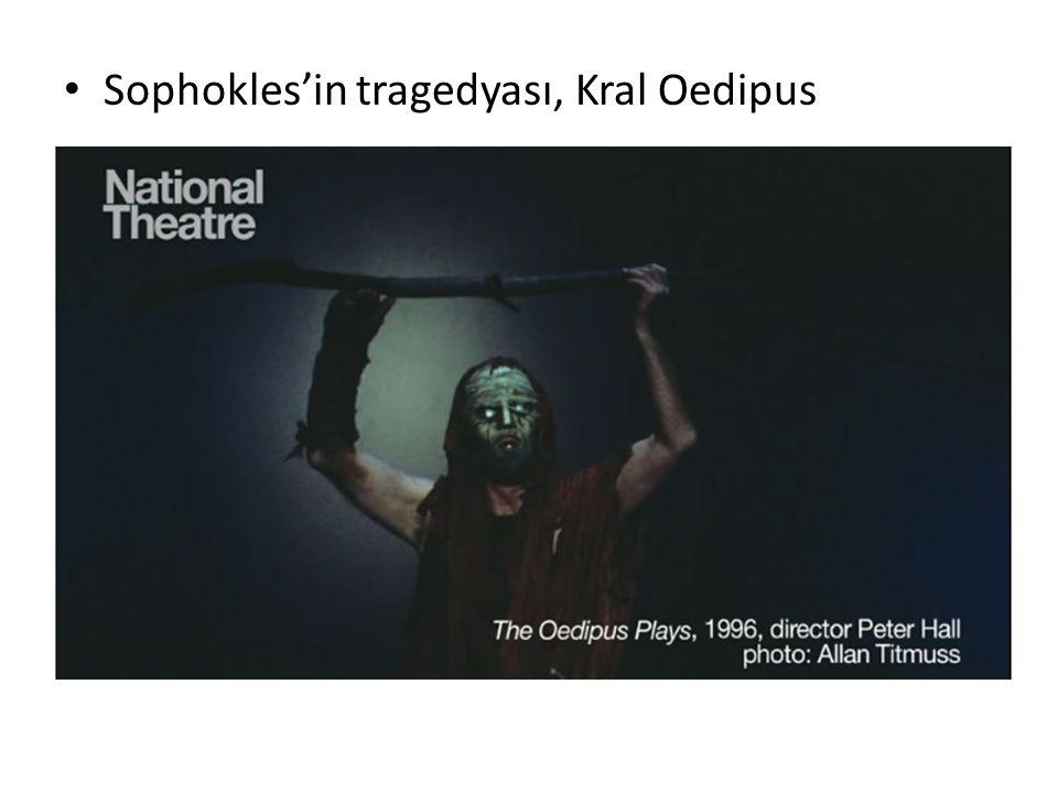 Sophokles'in tragedyası, Kral Oedipus