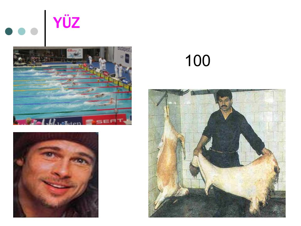 YÜZ 100
