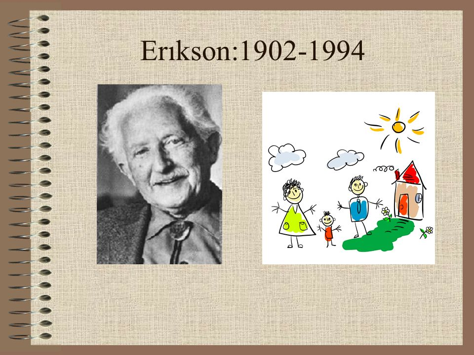 Erıkson:1902-1994