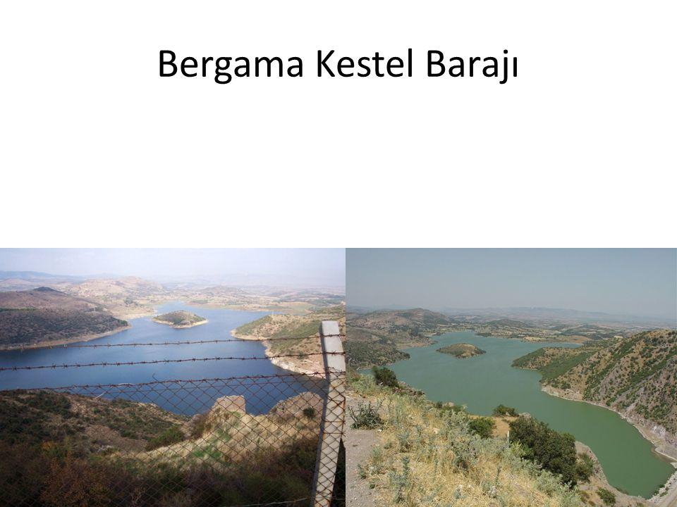 Bergama Kestel Barajı