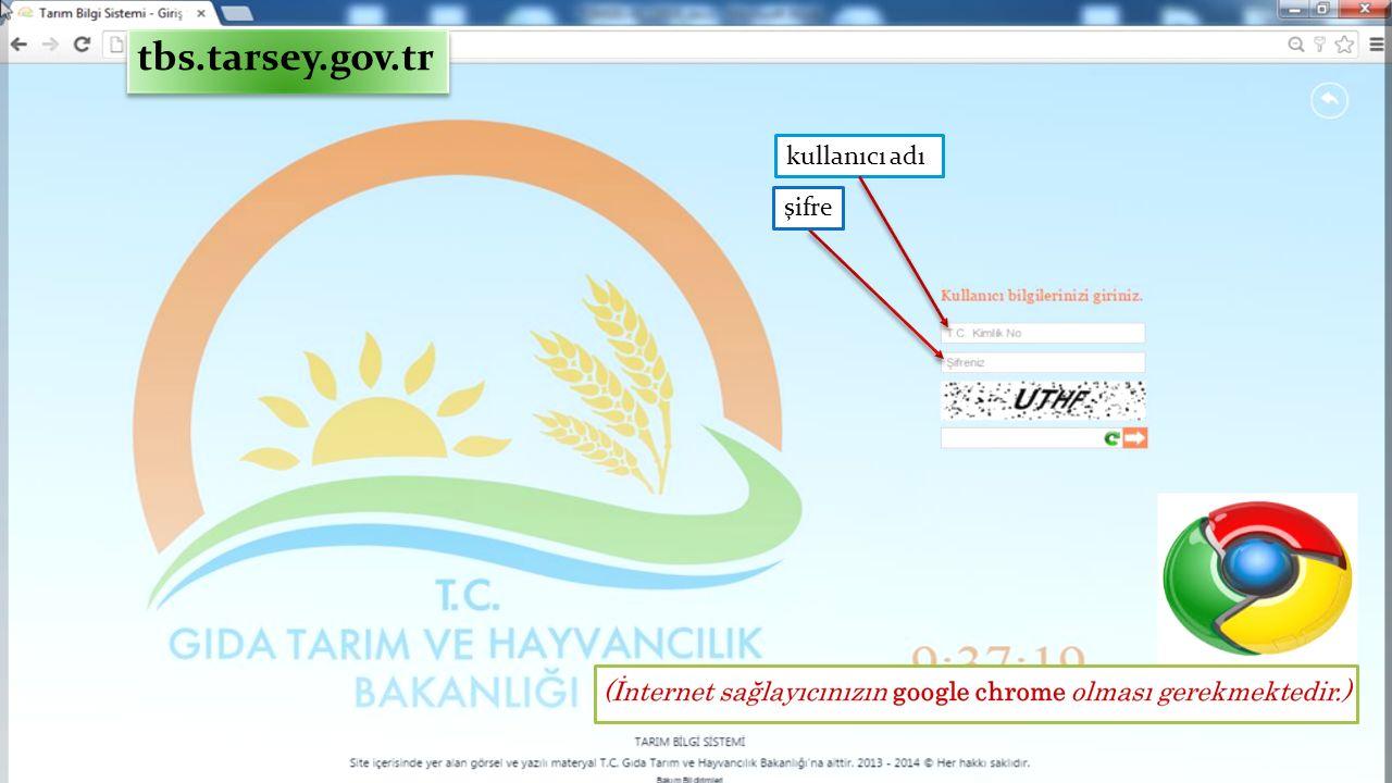 tbs.tarsey.gov.tr kullanıcı adı şifre