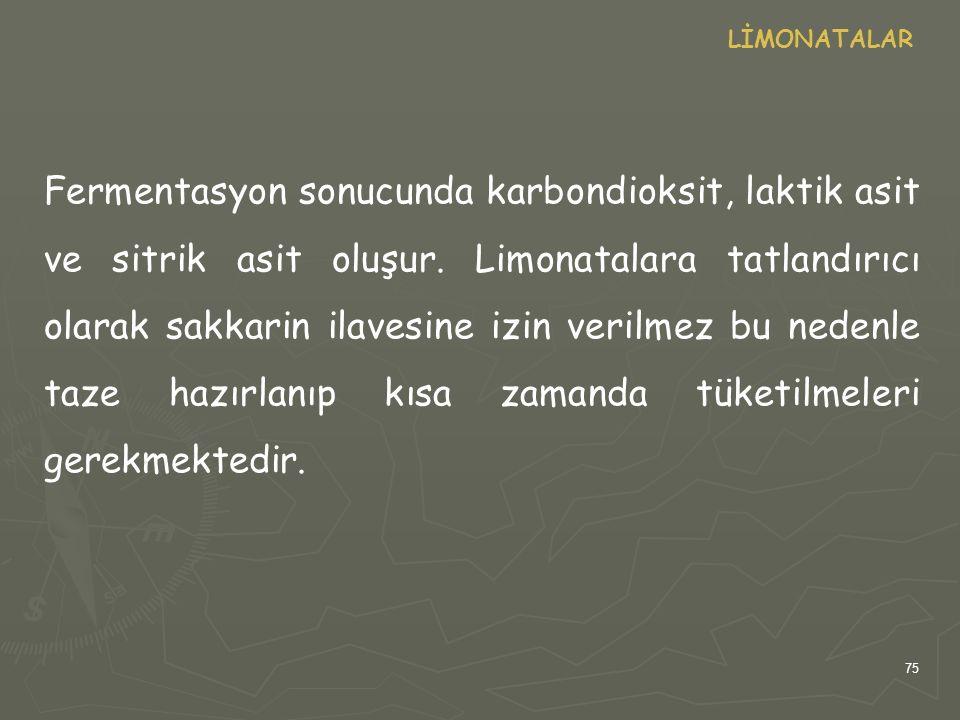 LİMONATALAR