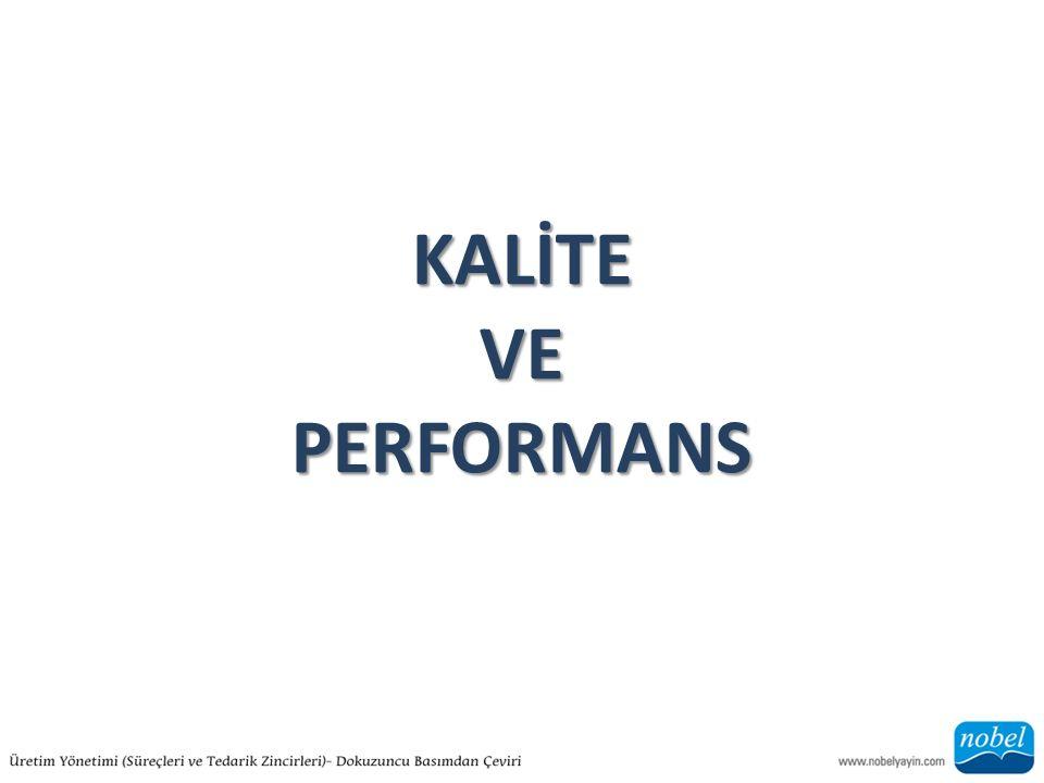 KALİTE VE PERFORMANS
