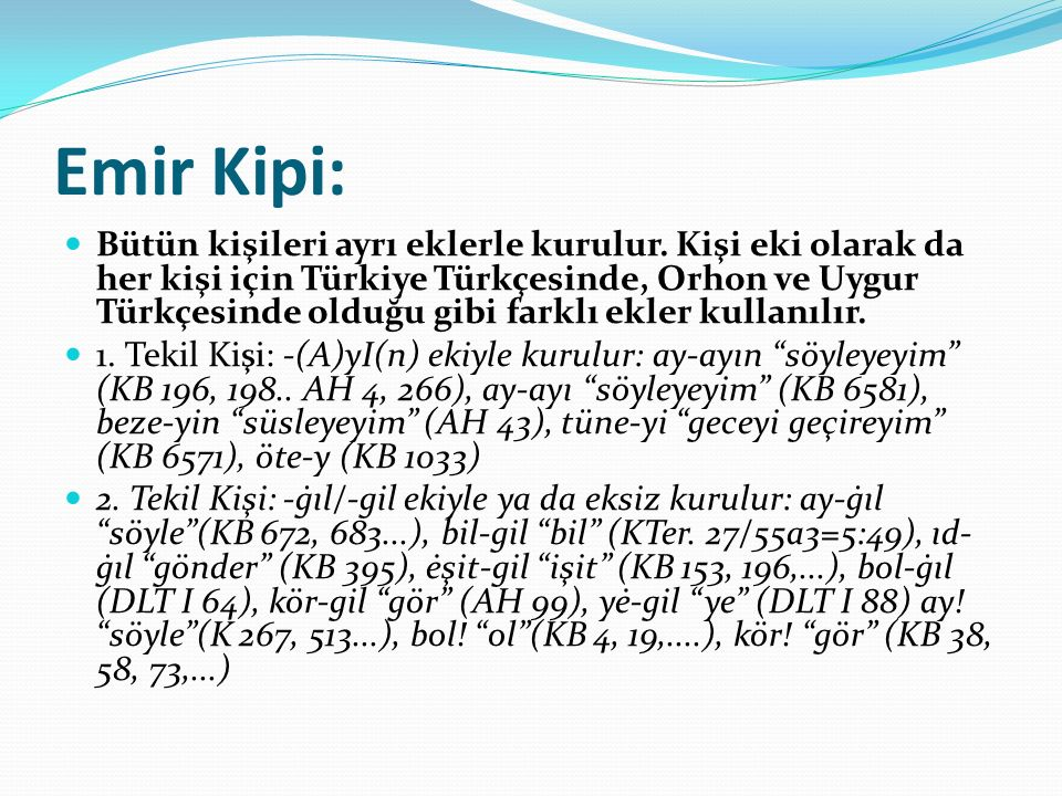 Emir Kipi: