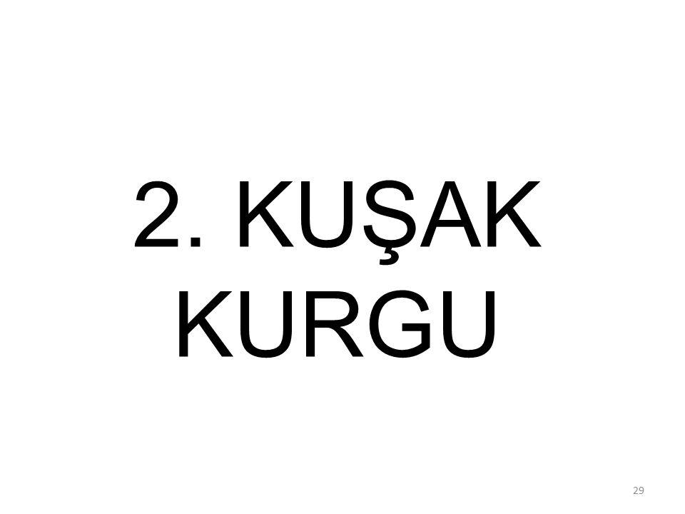 2. KUŞAK KURGU