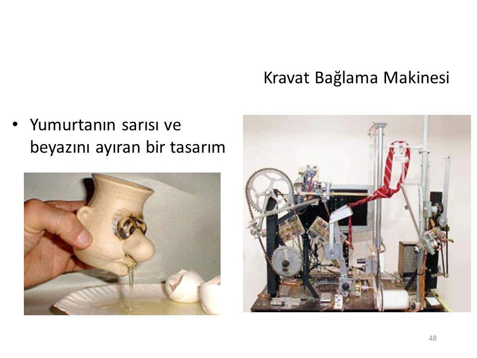 Kravat Bağlama Makinesi