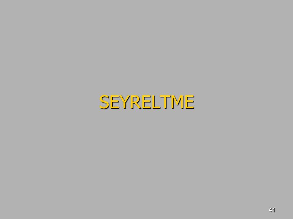 SEYRELTME