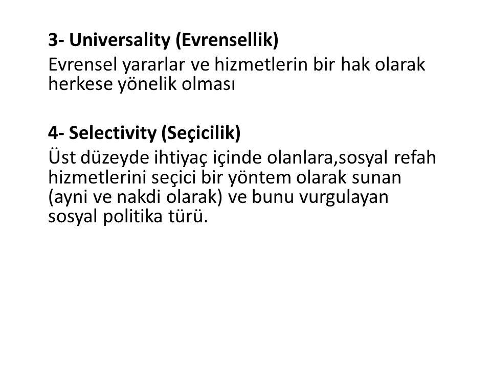 3- Universality (Evrensellik)