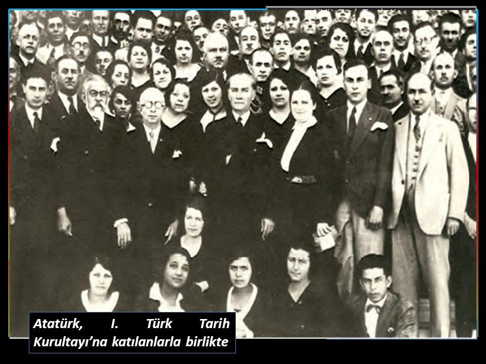 Atatürk'ün Türk Tarih Tezi
