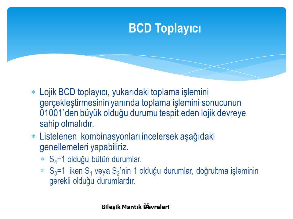 BCD Toplayıcı