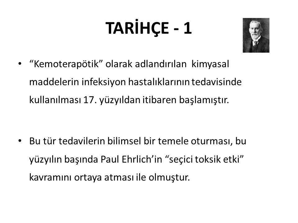 TARİHÇE - 1