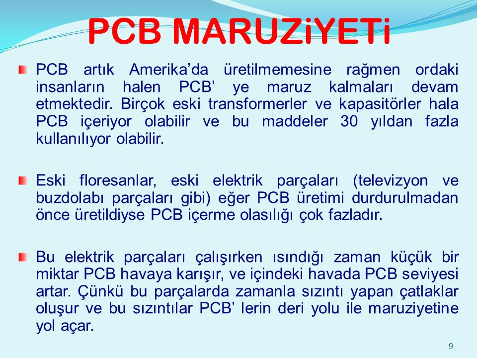 PCB MARUZiYETi