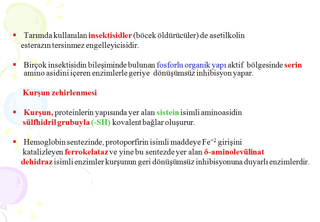 VI.ENZİM KİNETİĞİ Reaksiyon Hızı (v):