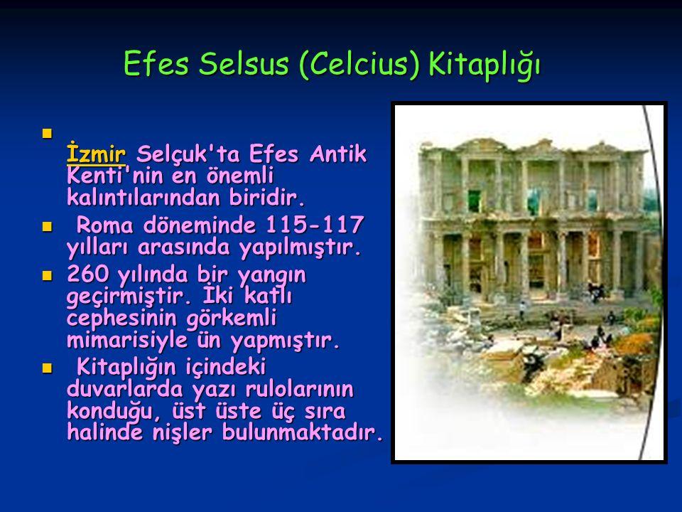 Efes Selsus (Celcius) Kitaplığı