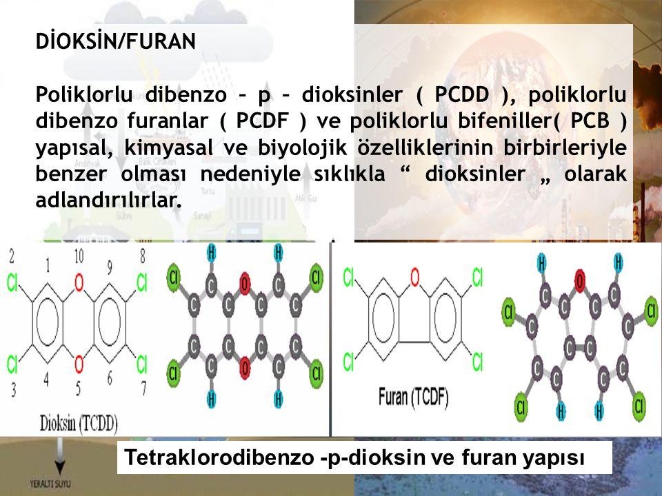 DİOKSİN/FURAN