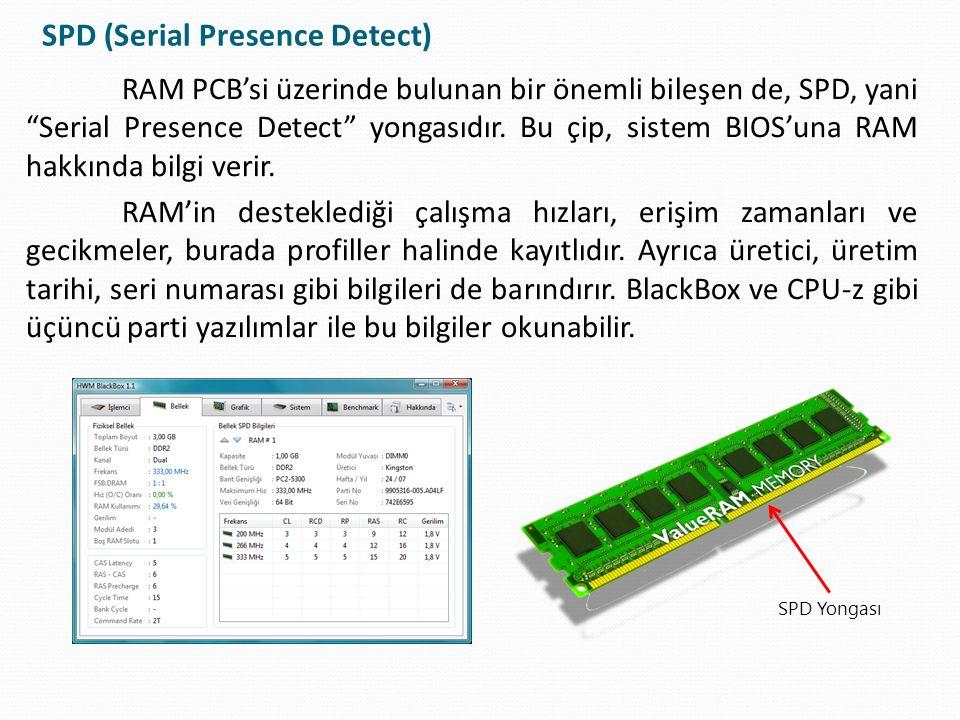 SPD (Serial Presence Detect)