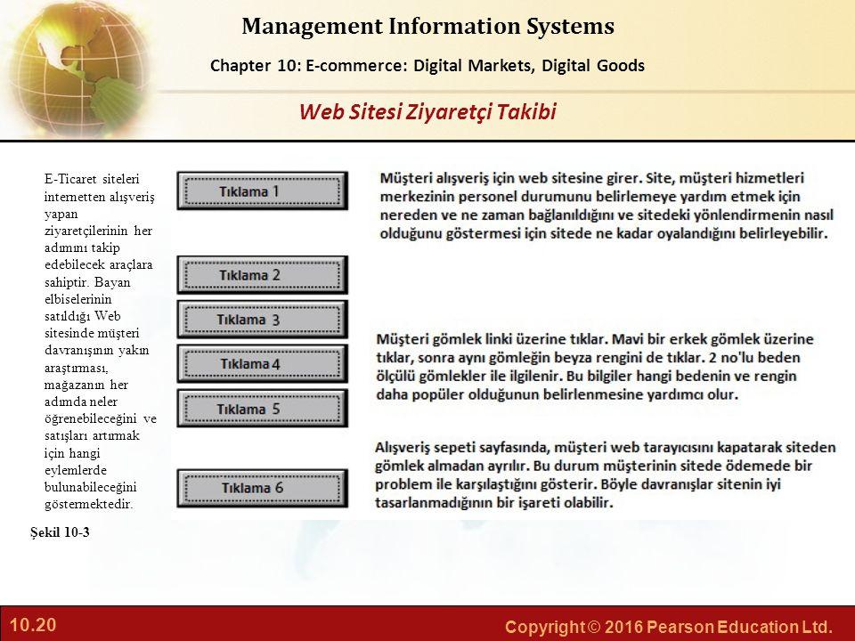 Web Sitesi Ziyaretçi Takibi