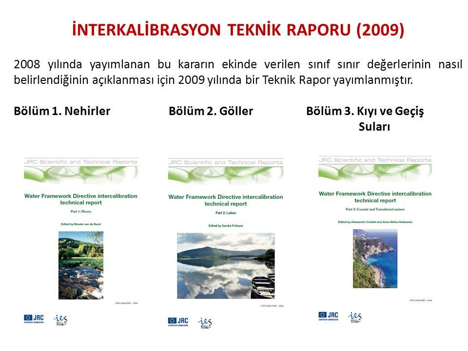 İNTERKALİBRASYON TEKNİK RAPORU (2009)