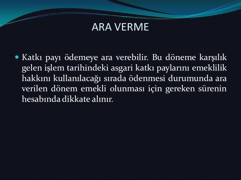 ARA VERME