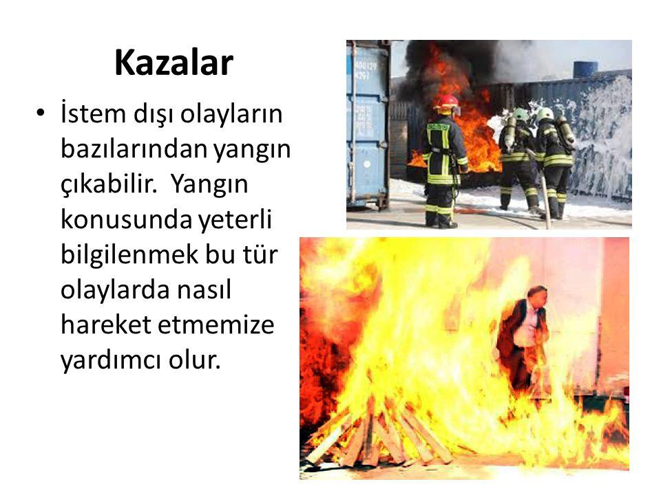 Kazalar