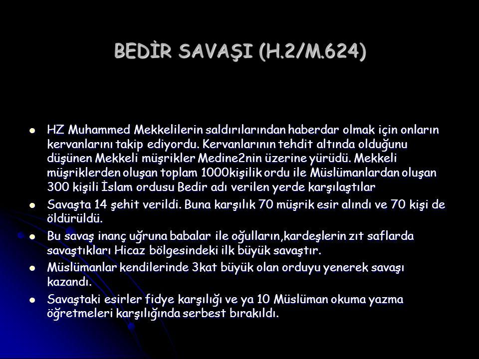 BEDİR SAVAŞI (H.2/M.624)