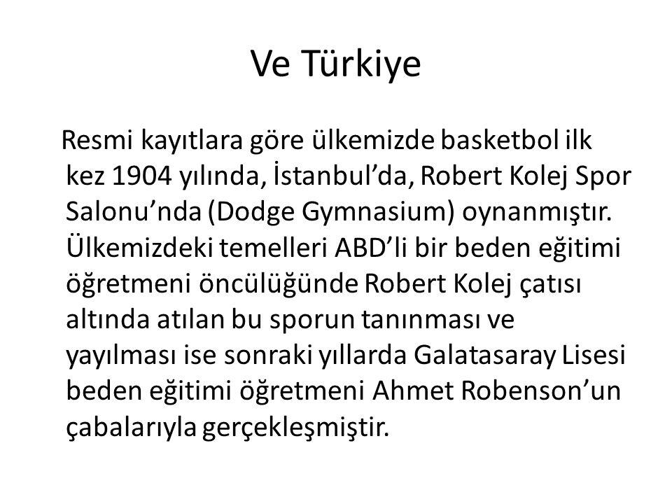 Ve Türkiye