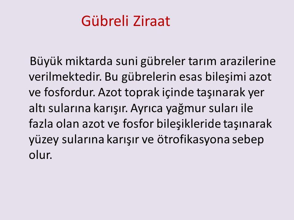 Gübreli Ziraat