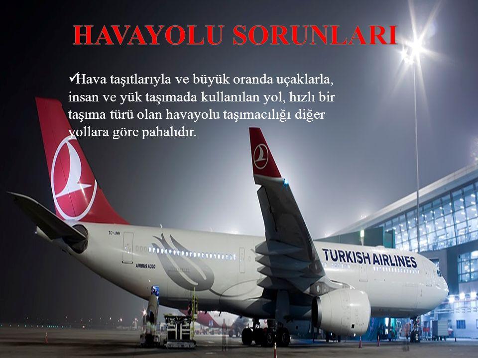 HAVAYOLU SORUNLARI