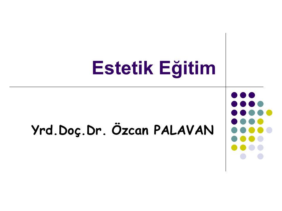 Yrd.Doç.Dr. Özcan PALAVAN