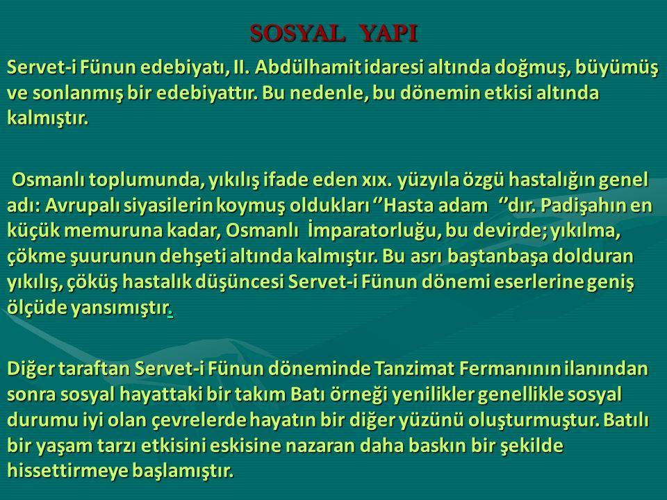 SOSYAL YAPI